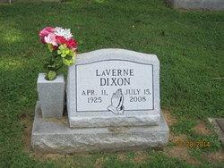 LaVerne <I>Fellows</I> Dixon