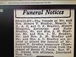 Robert Terrell Bradley