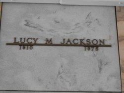 Mrs Lucy Mae <I>Milburn</I> Jackson
