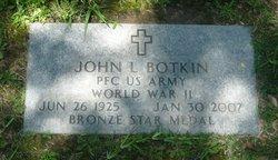 John L. Botkin