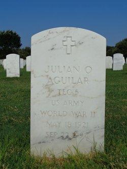 Julian O Aguilar