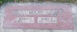 Mabel Edith <I>Mitcham</I> Meicho