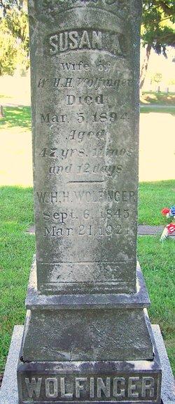 William Henry Harrison Wolfinger