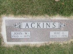 John Walter Ackins