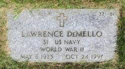 Lawrence Demello