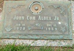 John Com Albea, Jr