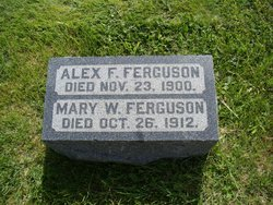 """Alexander F """"Alex"""" Ferguson"""