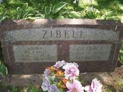 Anna <I>Harnitz</I> Zibell