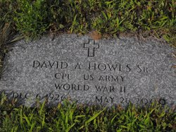 David A Howes, Sr