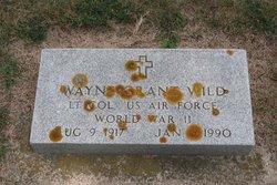 Wayne Grant Wild