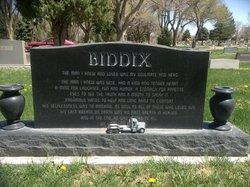 Robert Andy Biddix