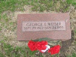 George E. Weiser