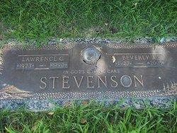 Beverly Jane <I>Barnhart</I> Stevenson