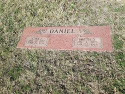 Mattie S Daniel