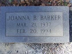 Joanna B. Barker