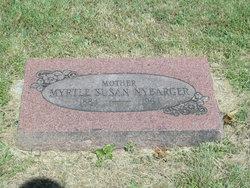Myrtle Susan <I>Beaston</I> Nybarger