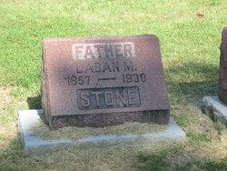 Laban M Stone
