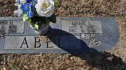 Linnie Burrow Abel