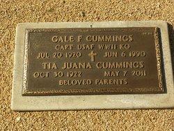 Gale F Cummings