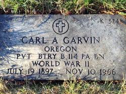 Carl Anderson Garvin