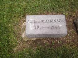 Agnes Lemay Atkinson