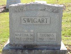 Martha M Swigart