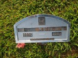 Mildred Cora <I>Zink</I> Haun