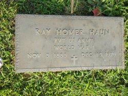 Ray Homer Haun