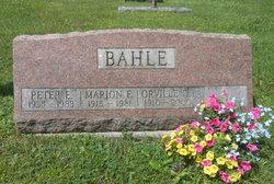 Marion Ellen <I>Hockstad</I> Bahle