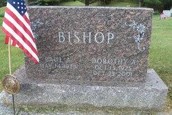 Dorothy Ann <I>Rusk</I> Geddes Bishop