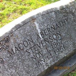 Macon Abernathy Stevenson