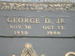 George D Sanders