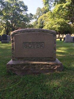 Catherine A. <I>Davis</I> Boyer