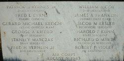 """SSGT Harold Eugene """"Barney"""" Kuhn"""