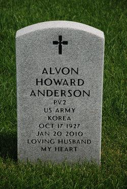 Alvon Howard Anderson