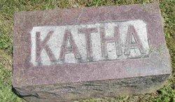 "Catherine ""Katha"" <I>Gadd</I> Canaday"