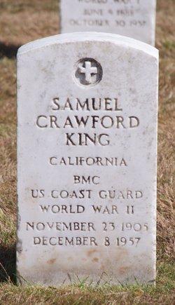 Samuel Crawford King