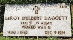 LeRoy Delbert Daggett