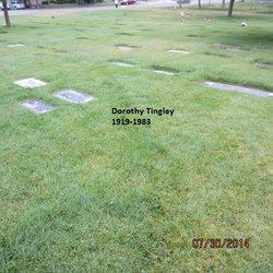 Dorothy <I>Olson</I> Tingley