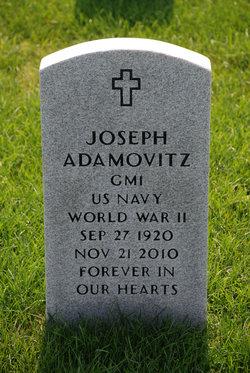 Joseph Adamovitz