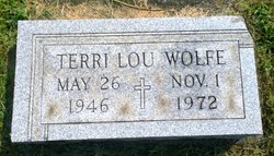 Terri Lou <I>Bass</I> Wolfe