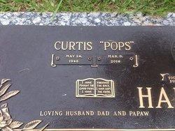"""Curtis Ray """"Pops"""" Hamilton, Sr"""