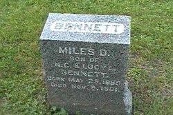 Miles Dewey Bennett