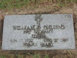 William D Cullins