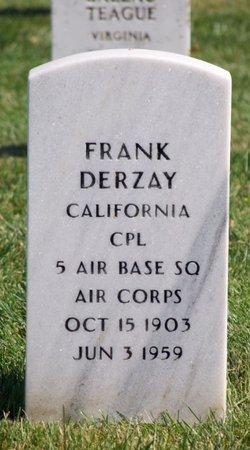 Frank Derzay