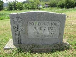 Roy D Nichols