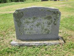 Minnie Stewart Kinsler
