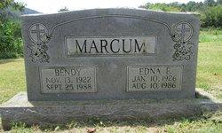 Edna F Marcum