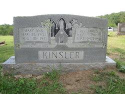 Rev James Kinsler