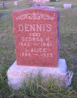 George H Dennis
